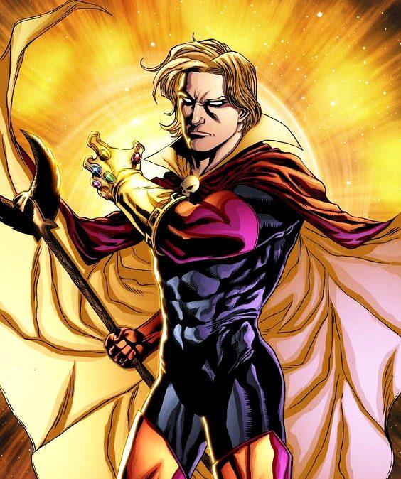 personnages Marvel préférés adam warlock