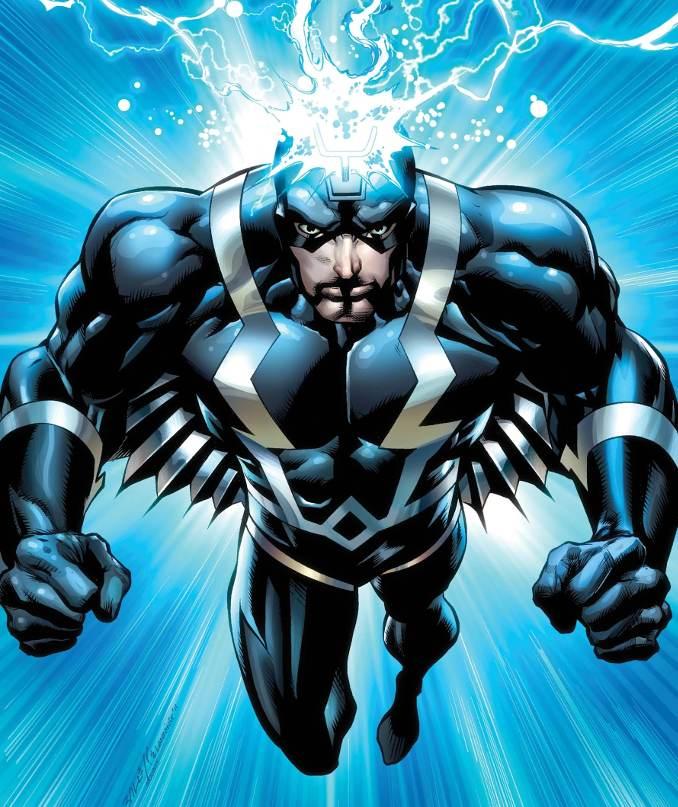 personnages Marvel préférés fleche noire