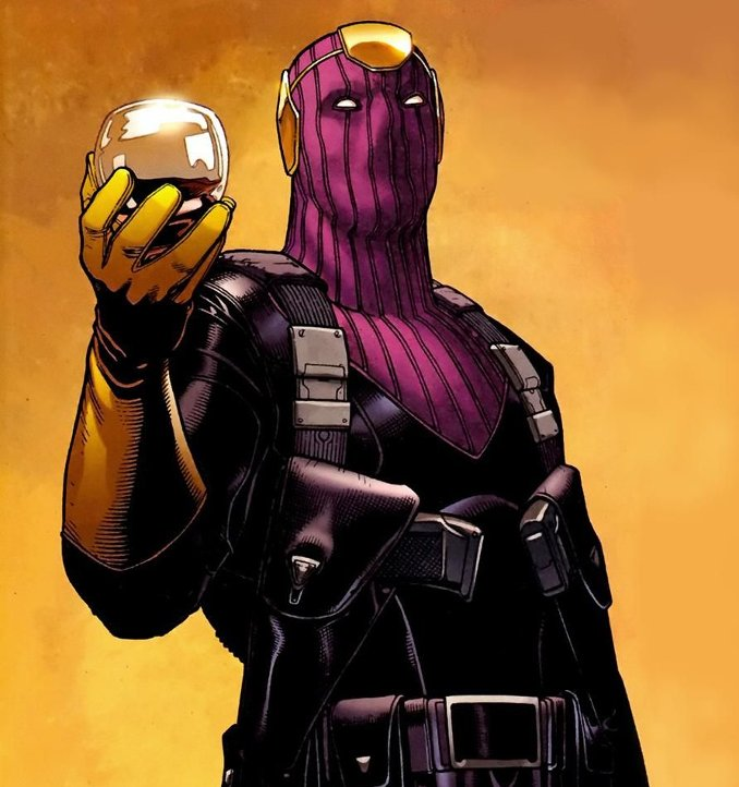 personnages Marvel préférés baron zemo