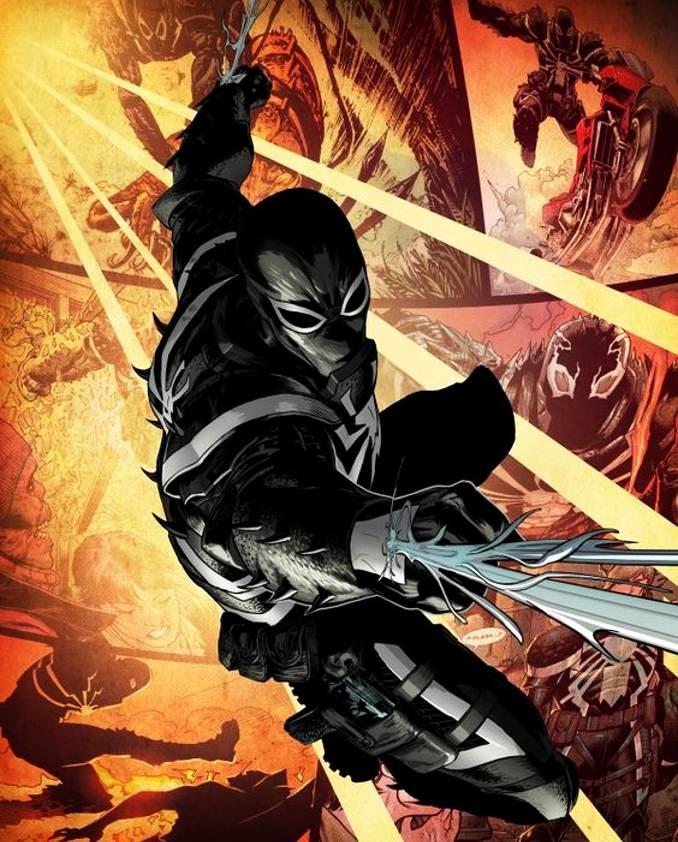 personnages Marvel préférés agent Venom