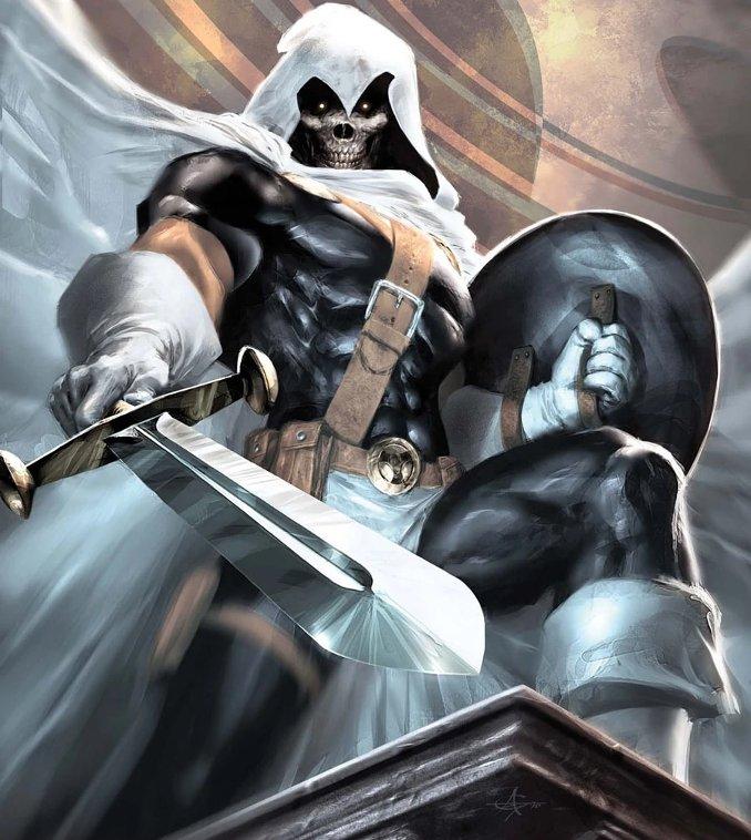 personnages Marvel préférés maitre de corvées