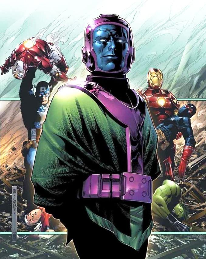personnages Marvel préférés kang