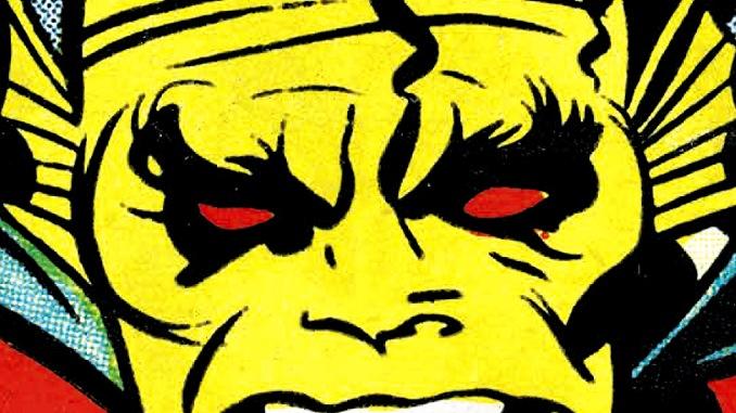 Le Démon jack Kirby Etrigan