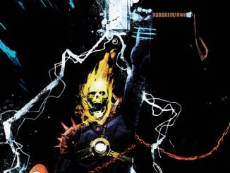 Ghost RIder Cosmique détruit Marvel