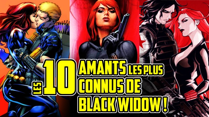 Marvel a dévoilé la première bande-annonce — Black Widow