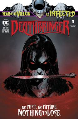 infected deathbringer couverture
