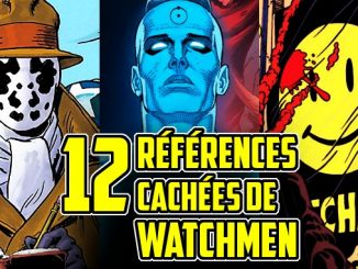 watchmen references