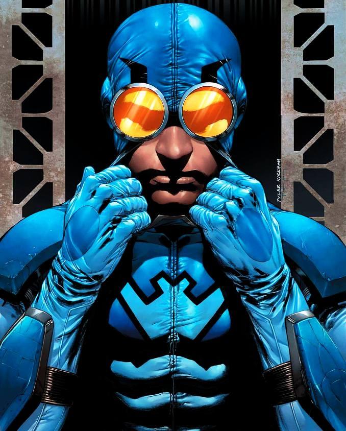 héros DC comics sous-estimés blue beetle