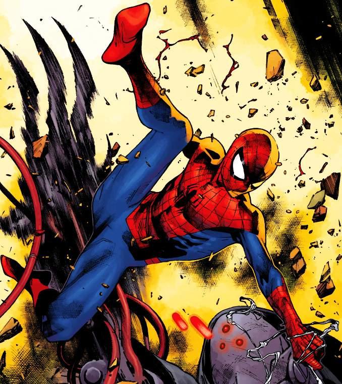 héros Marvel Comics sous-estimés spider-man peter parker