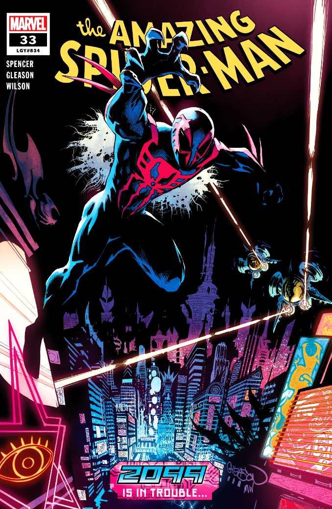 nouveau 2099 spider-man
