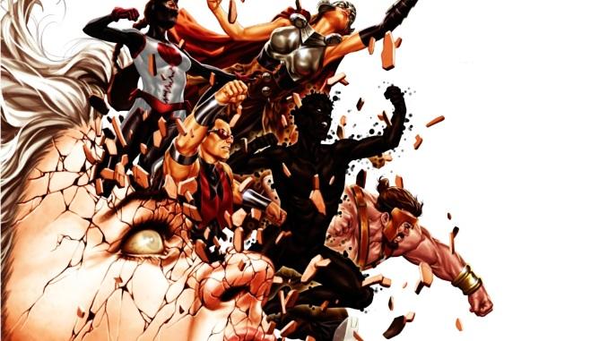 Avengers Jusqu'à la mort no surrender