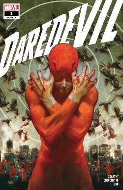 Daredevil 2019 couverture