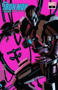iron man 2020 n°1