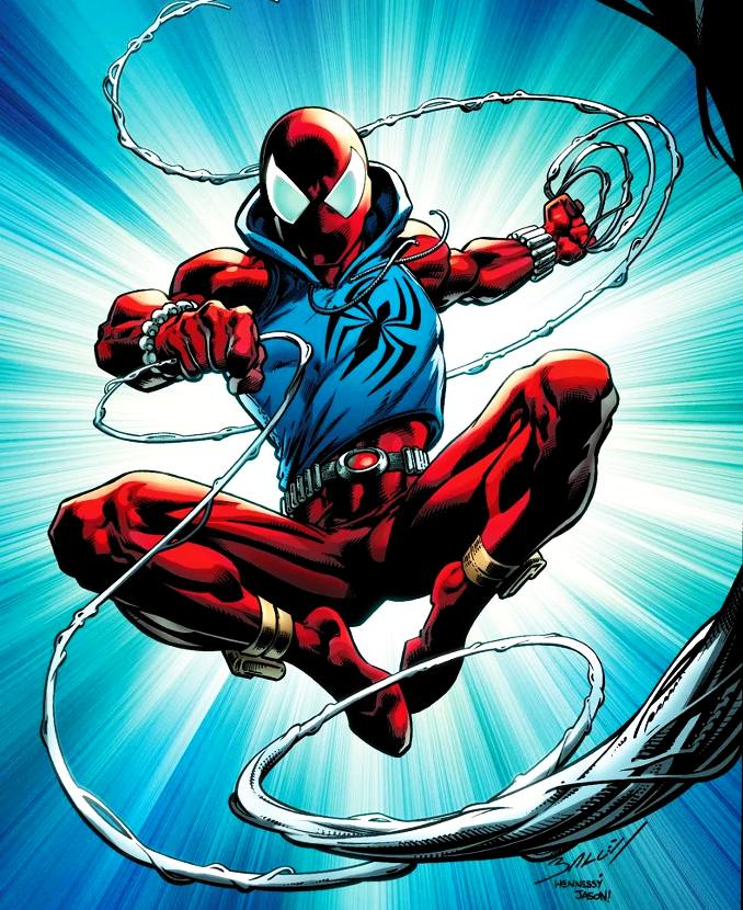 clone Marvel Ben Reilly