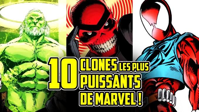clone Marvel