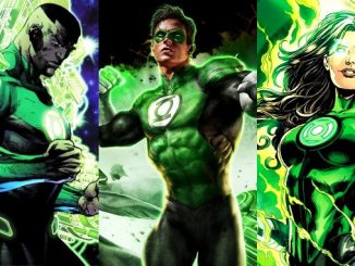 green lanterns terre