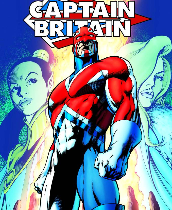 series tv disney+ captain britain