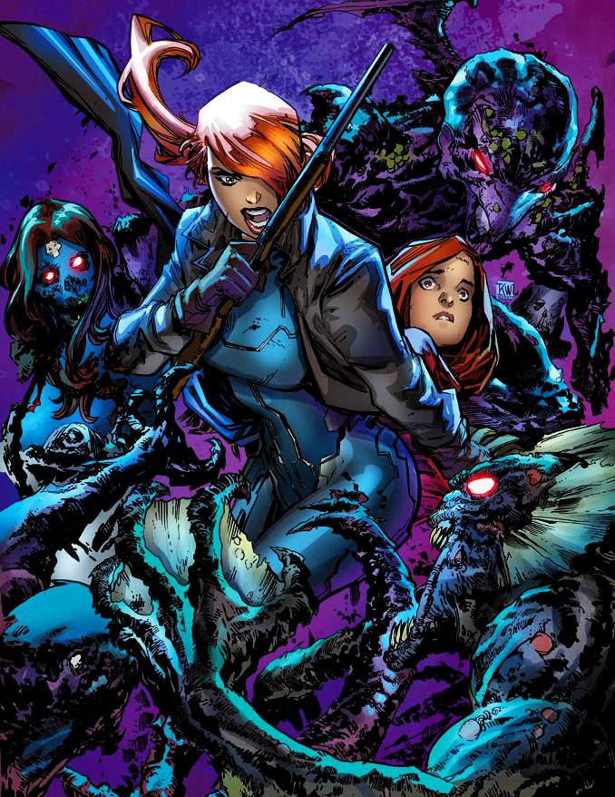 series tv disney+ elsa bloodstone