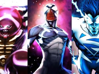 superhéros pouvoirs améliorés marvel dc