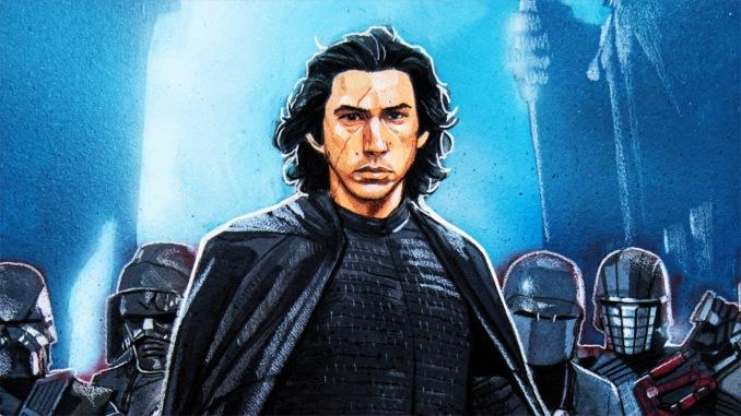 star wars ascension skywalker scenes coupees comics