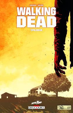 la fin de walking Dead