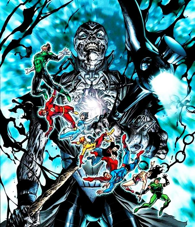 géants DC Comics