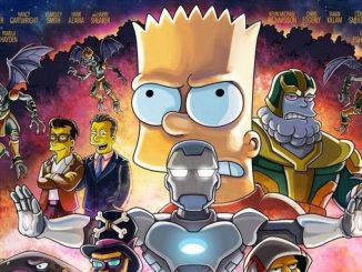 parodie Simpson Avengers