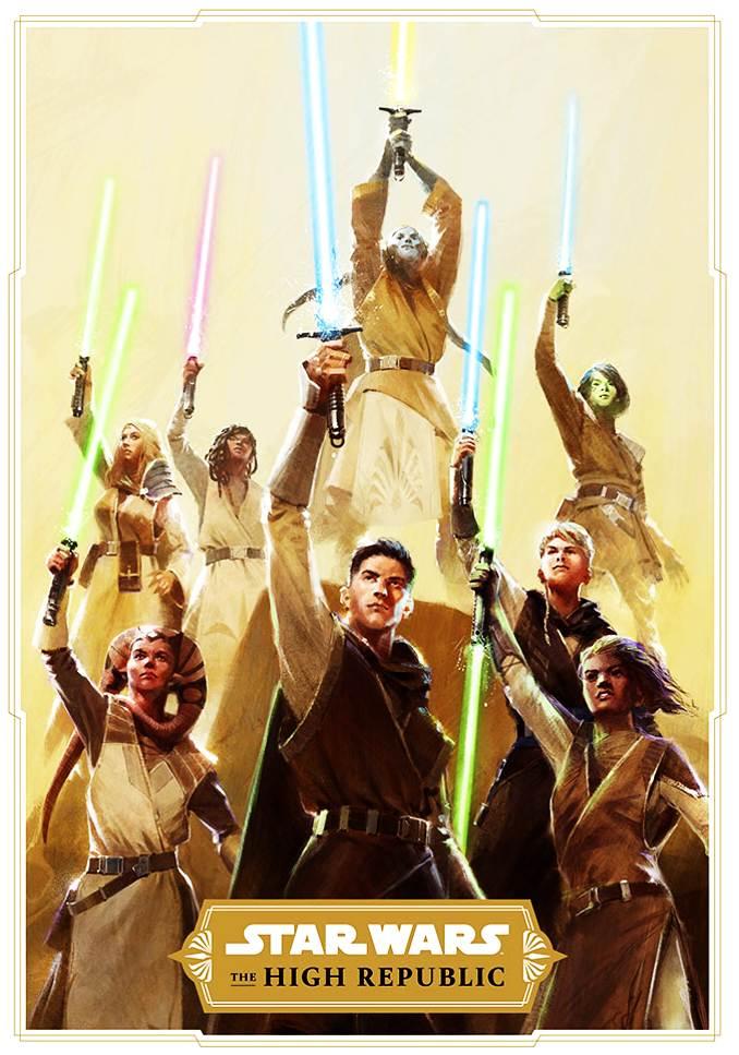 Star Wars : The High Republic roman