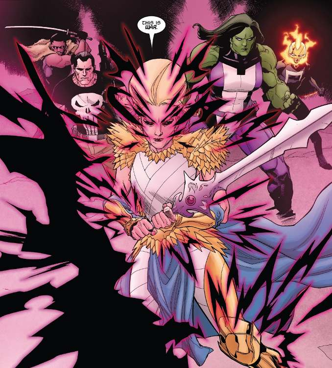 war of the realms softcover n°2