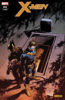 x-men n°2 softcover