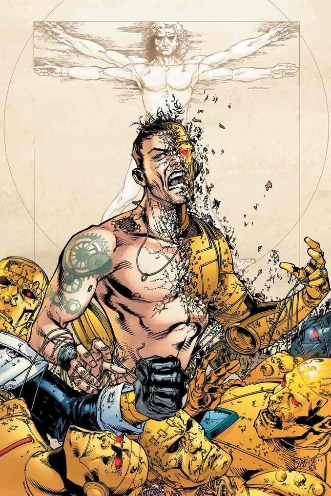 7 Cyborg DC les plus puissants 2