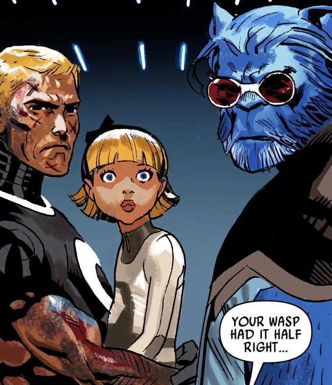enfants des Avengers