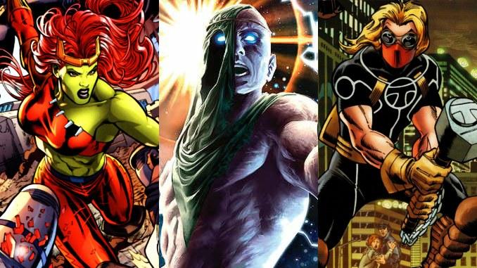 Avengers : 25 enfants des plus puissants superhéros Marvel Comics !