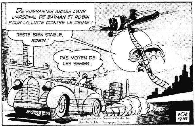 batman dailies 1943-1944 tome 1 comicstrip