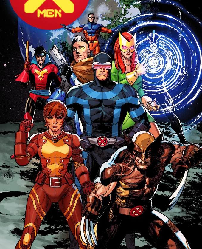 guide comics x-men jonathan hickman x-men