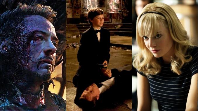 Les 15 morts les plus bouleversantes des films de superhéros !