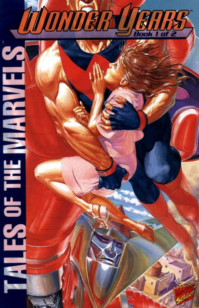suites Marvels Alex Ross Kurt Busiek