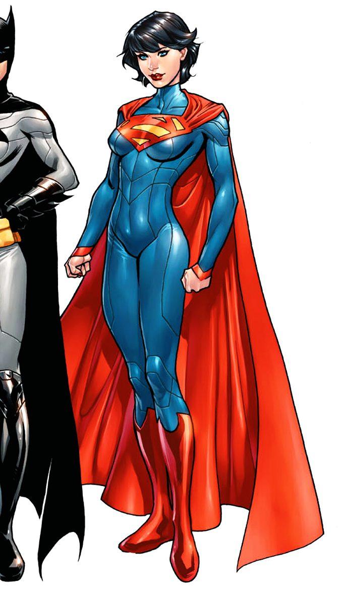 superwoman terre-11 laurel kent
