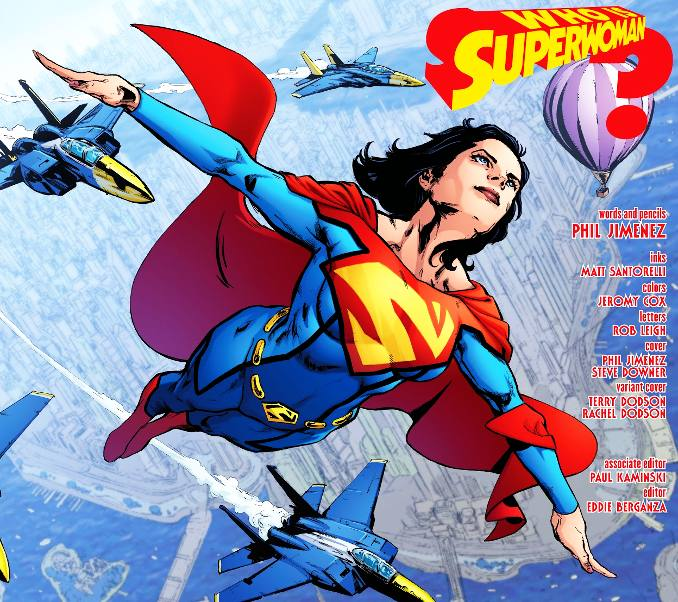 superwoman lois lane