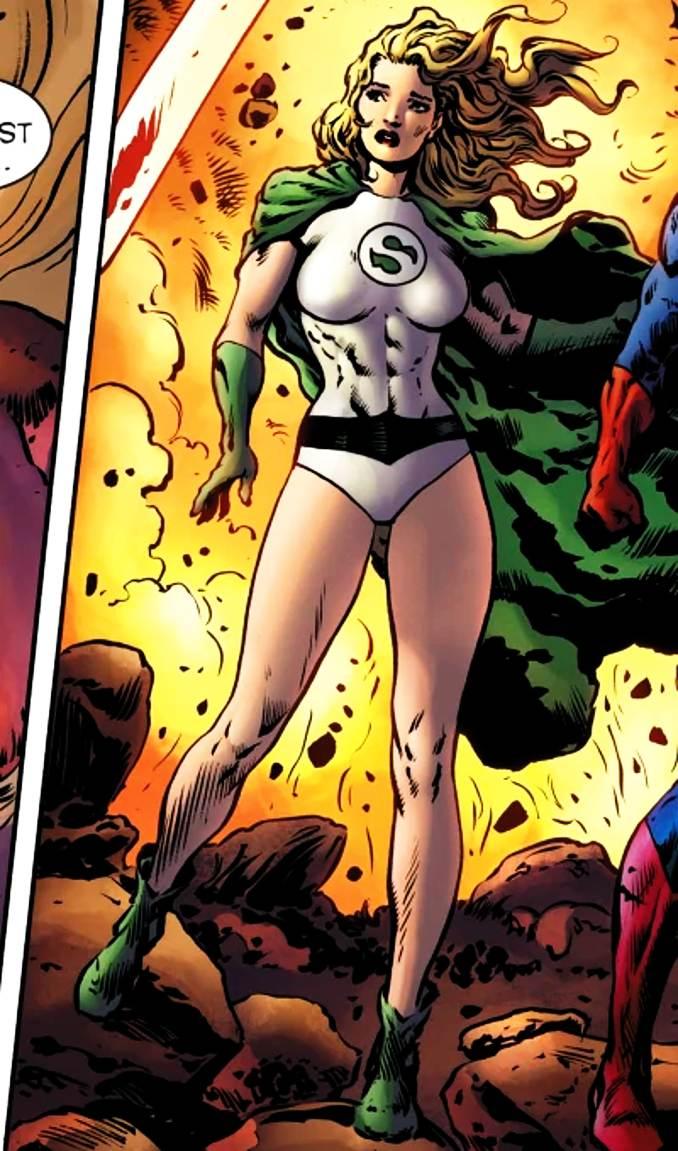 superwoman luma lynal