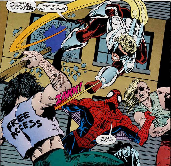 Spider-Man Bobster armure
