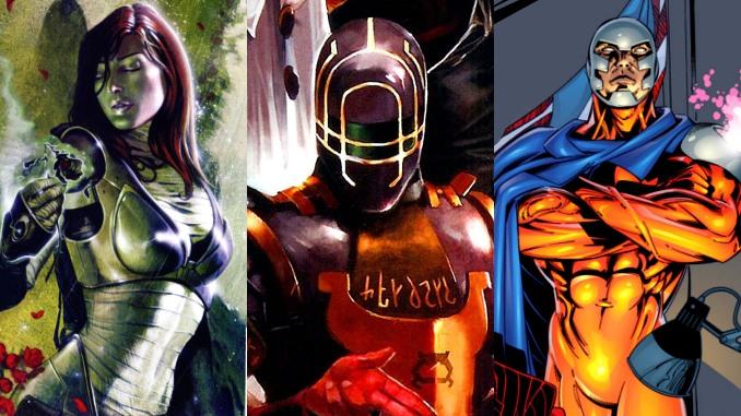 heros Marvel oubliés
