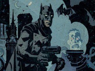 Batman Malédiction qui s'abattit sur Gotham Bannière