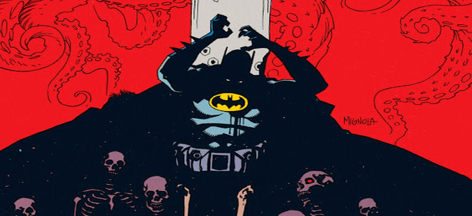 Mike Mignola Legends of the Dark Knight