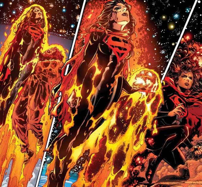 Eradicator Lois Lane Lex Luthor
