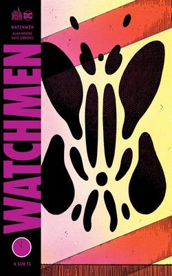 Rorschach couverture Urban Comics
