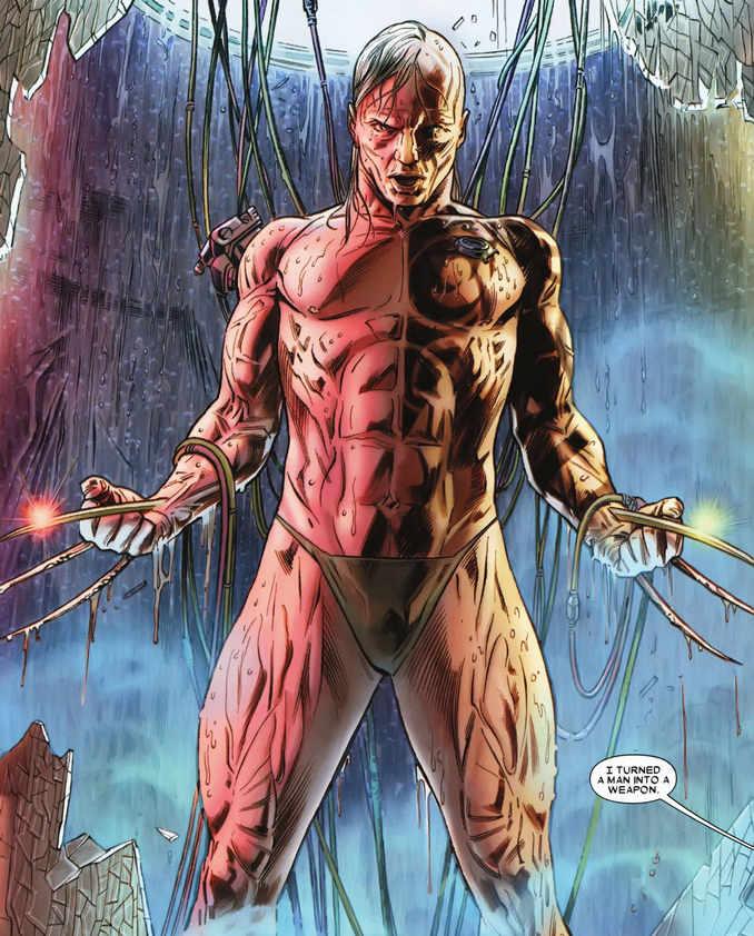 Wolverine Origins Daken