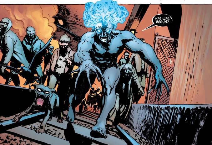 New X-Men Morrison