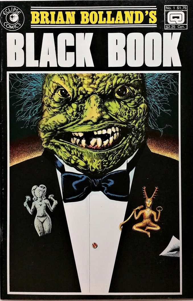 Brian Bolland couverture