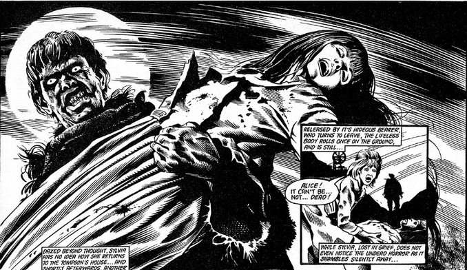 Brian Bolland Zombies Vaudou